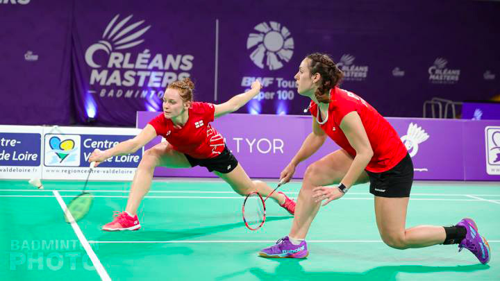 orléans master badminton