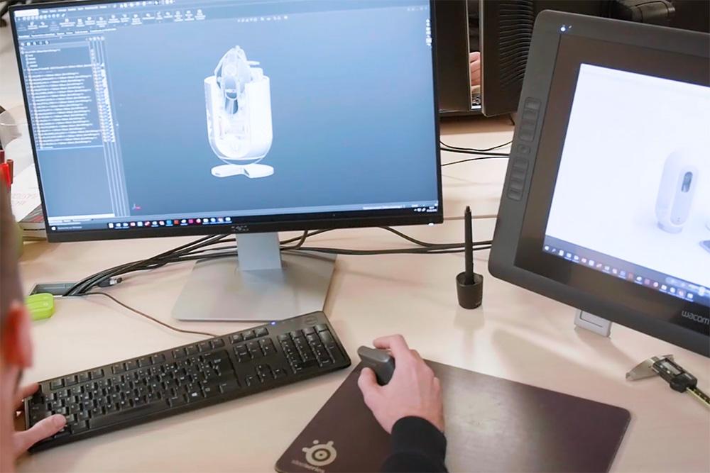design objets connectés