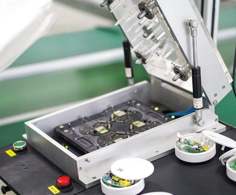 production produit IoT