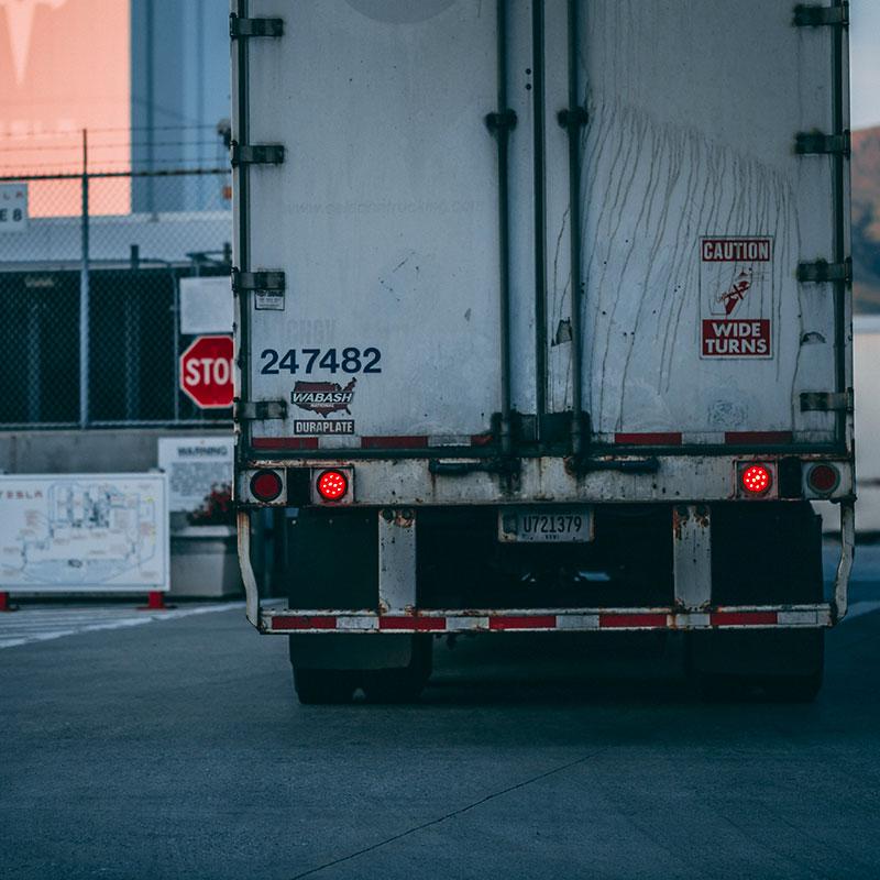 transport matière plastique