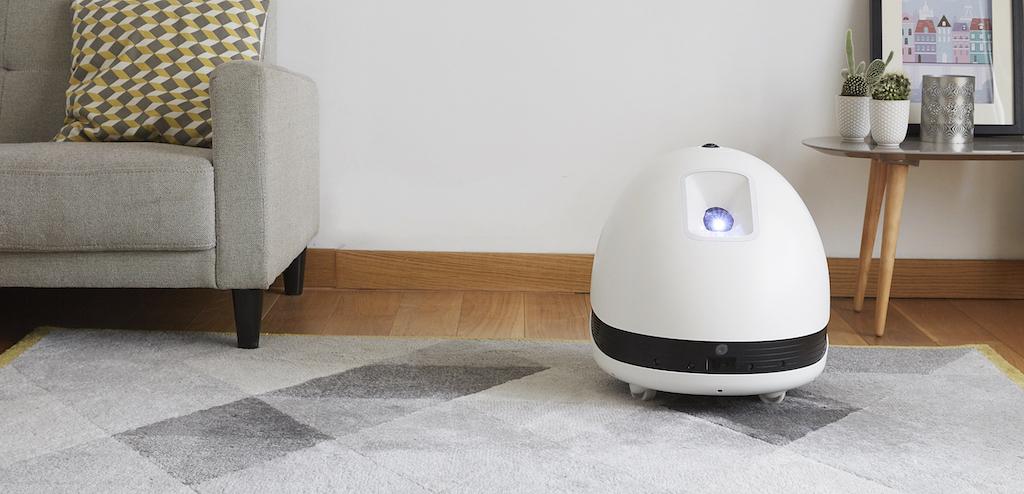 keccker robot multimedia